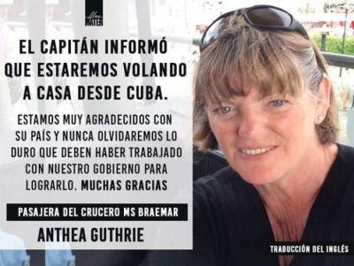 Cuba recibirá a crucero extranjero para brindar tratamiento al COVID-19 - 85078-pasajeros-del-ms-braemar-cuba-es-la-unica-que-podria-tratar-de-ayudarnos