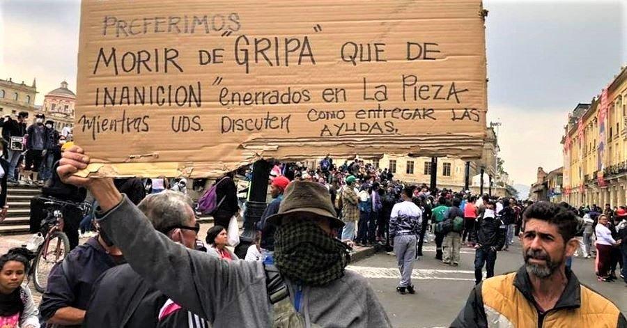 FARC exige gratuidad de servicios públicos por tres meses - Gratuidad-servicios-publicos-colombia