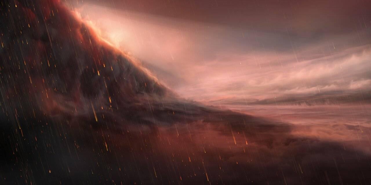 Un exoplaneta en el que llueve hierro - Un-exoplaneta-en-el-que-llueve-hierro