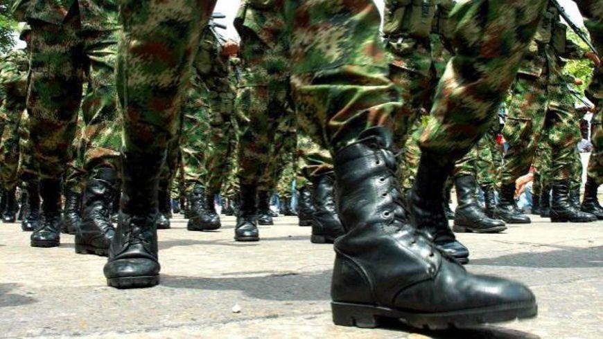 Escalada de agresiones del Ejército contra campesinos en el norte de Antioquia - bota-militar