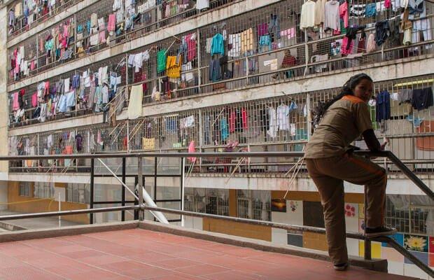 Carta abierta al Gobierno colombiano Realidad de la reclusión de mujeres en la cárcel Buen Pastor de Bogotá - buen-pastor-2-