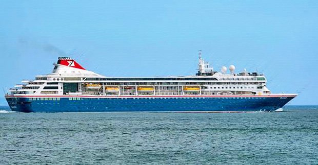 Cuba recibirá a crucero extranjero para brindar tratamiento al COVID-19 - crucero-varado-580x300-620x323-1
