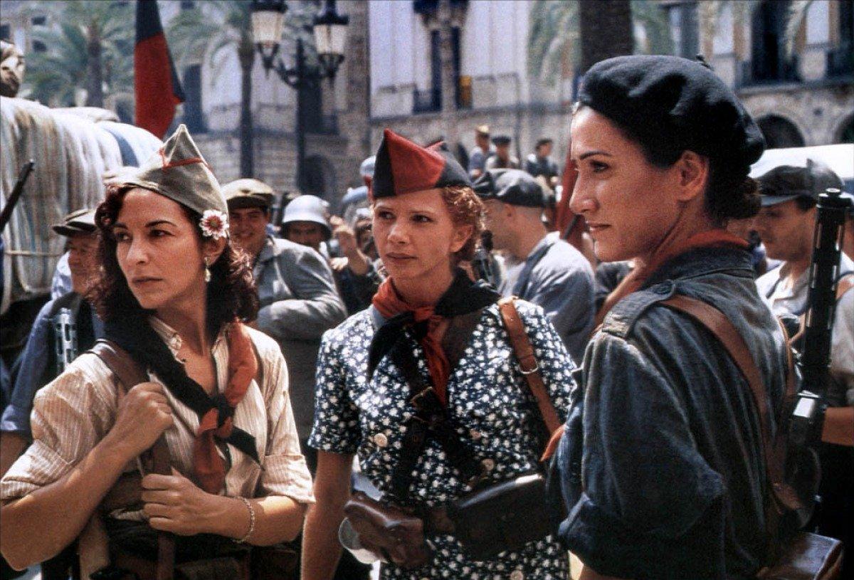 Visionarias: la sorprendente historia de las médiums feministas - libertarias-1996-01-g