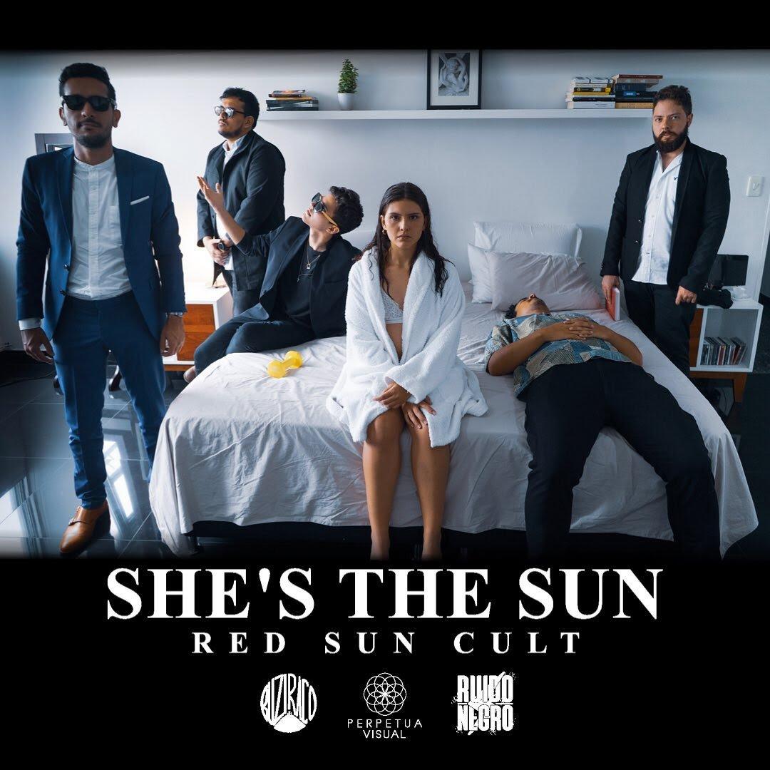 Red Sun Cult presenta su nuevo sencillo She's The Sun - unnamed-1-1