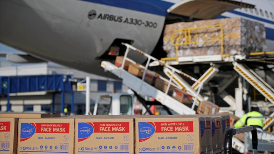 EEUU despoja de millones de mascarillas chinas destinadas a Francia - 09251524_xl
