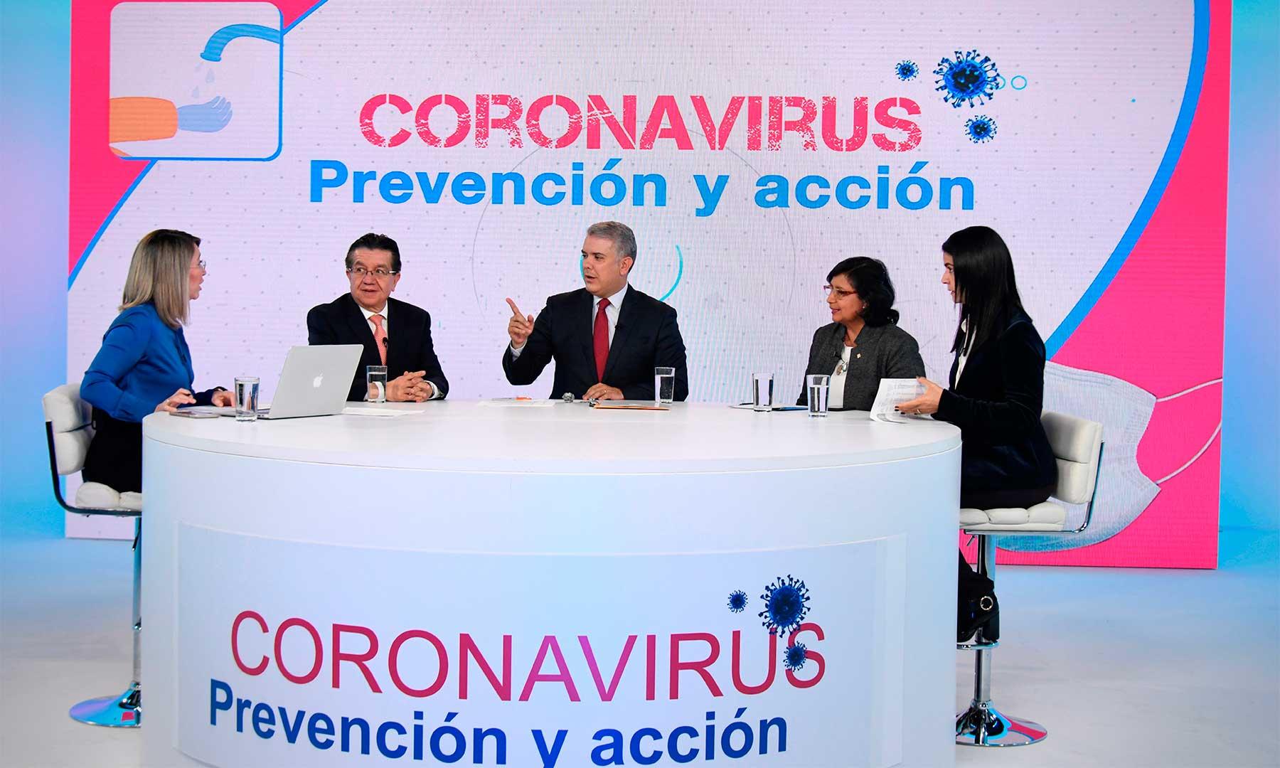 Opinión Duque y la política en tiempos del COVID-19 - 200312-04-Coronavirus-prevencion-accion-1800