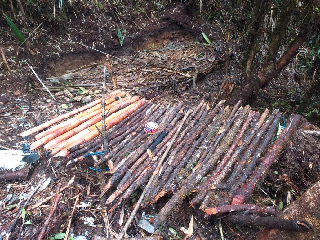 Aumentan los capturados por minería ilegal en el Parque Nacional Natural Farallones de Cali - MINERIA-ILEGAL-PNN-FARALLONES-DE-CALI-2