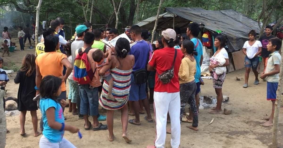 Los rostros del hambre por el covid 19 en Colombia - CRISIS