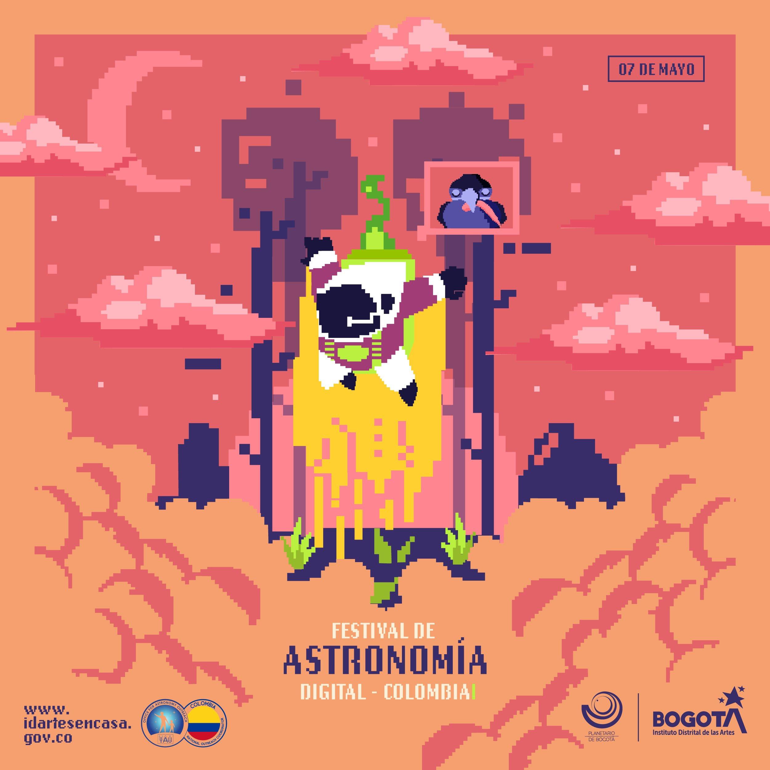 Festival de Astronomía Digital Colombia - unnamed