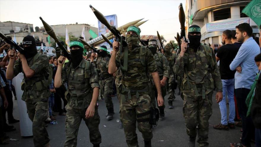 Yihad Islámica y HAMAS se unen ante plan de anexión de Israel - 06011438_xl
