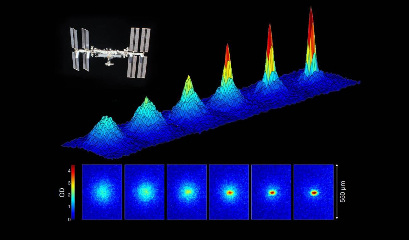 Generado en el espacio el quinto estado de la materia: el condensado de Bose-Einstein - Generado-en-el-espacio-el-quinto-estado-de-la-materia-el-condensado-de-Bose-Einstein