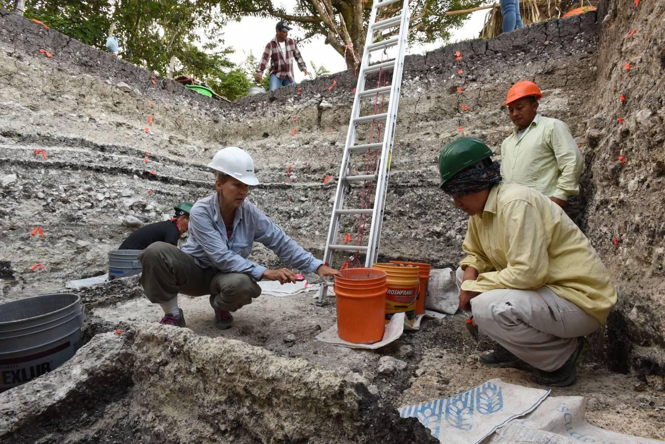Hallan el monumento maya más grande y antiguo conocido - Hallan-el-monumento-maya-mas-grande-y-antiguo-conocido