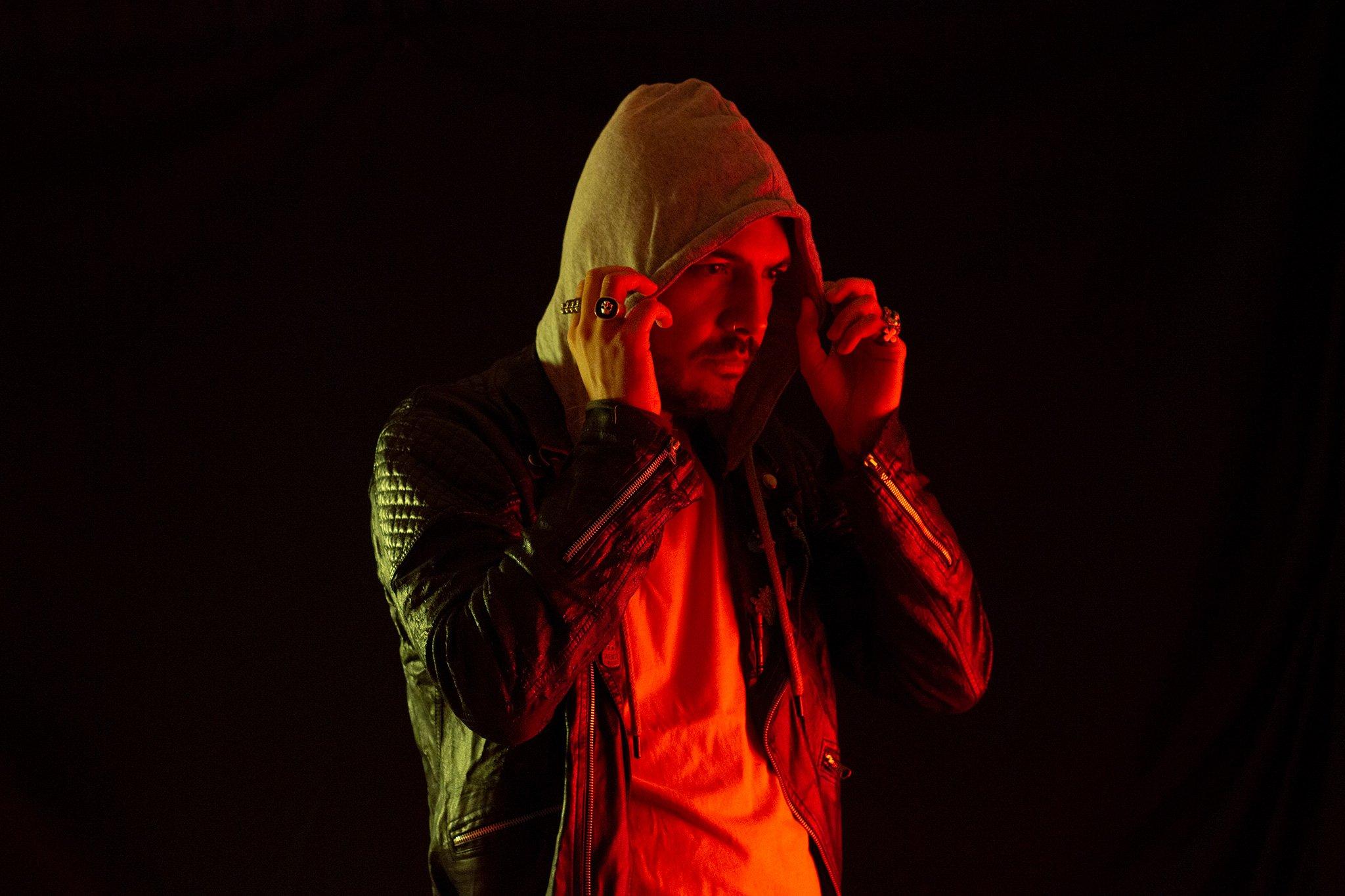 Moshtaza, el proyecto colombiano que mezcla elementos rock, punk, EDM y rap - Moshtaza-1