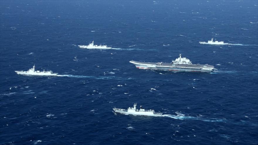 China comienza maniobras militares ante tensión con EEUU - 06222096_xl