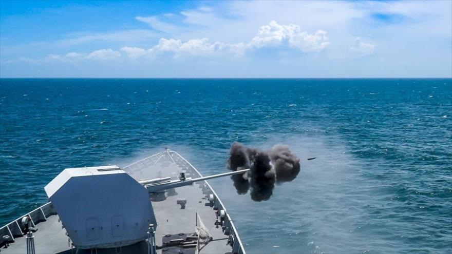 Informe: China es capaz de destruir navíos de EEUU cuando quiera - 08205289_xl