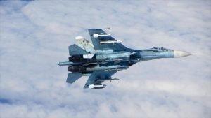 Un avión ruso de combate Su-27. - 14341438_xl-300x169