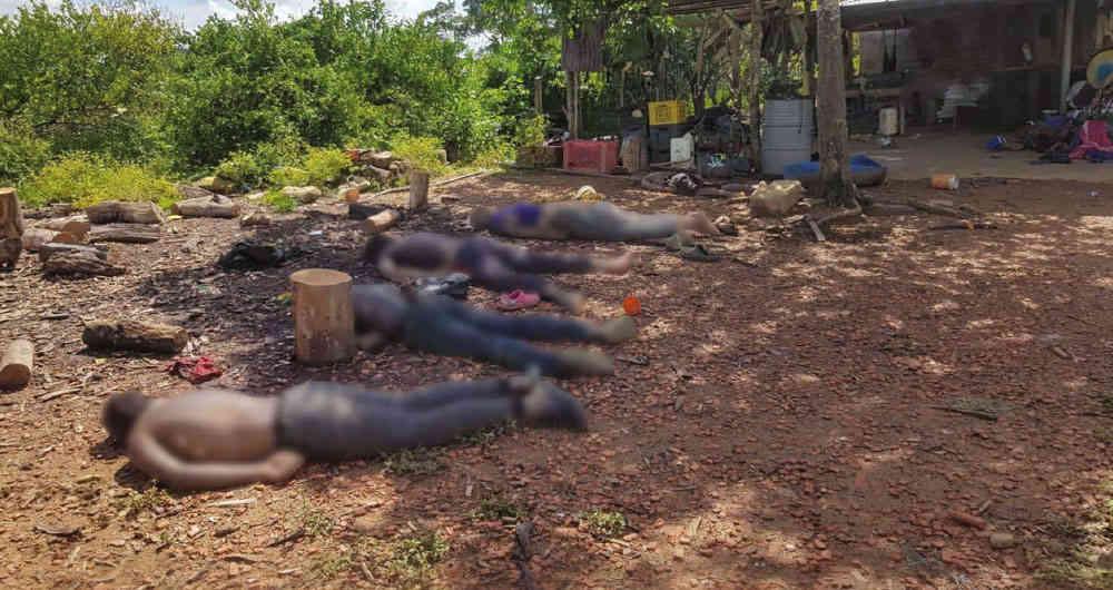 Frente a emergencia humanitaria en el Catatumbo Organizaciones británicas rechazan masacre de campesinos - 689030_1