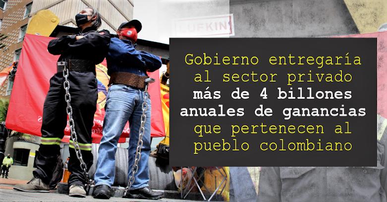 Trabajadores se toman 54 plantas de Ecopetrol - Gobierno-privatización-Cenit-Ecopetrol