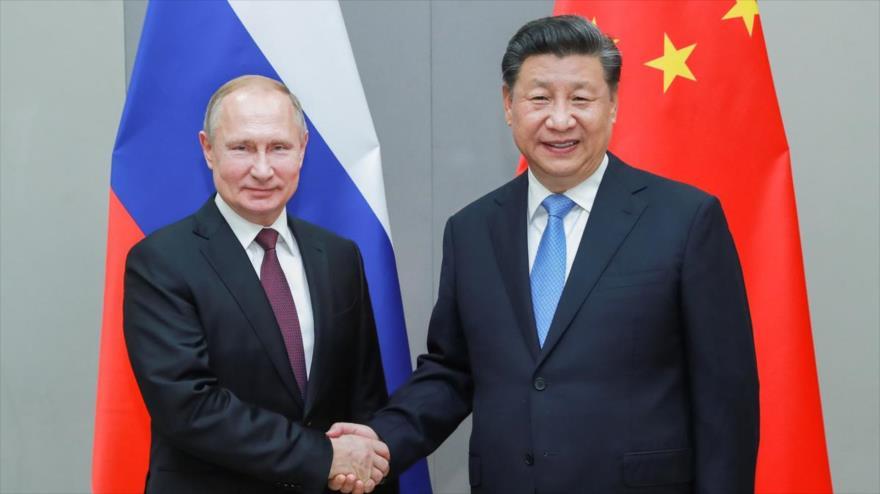 China y Rusia limitan dólar en negocios en una alianza financiera - 05025718_xl