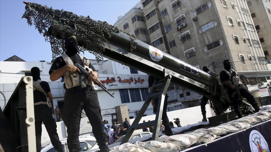 Palestina lanzará miles de misiles al día en una guerra con Israel - 05160327_xl