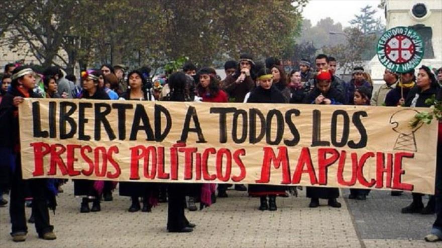 Vocero mapuche refuta a ministro: En Chile sí hay presos políticos - 23292645_xl