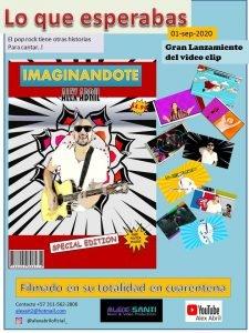 """LANZAMIENTO DEL NUEVO VIDEO CLIP DE ALEX ABRIL """"IMAGINANDOTE"""" - Diapositiva1-225x300"""
