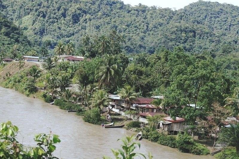 Denuncian comunidades Se estaría planificando masacre en el rio Naya - EgF6VIwUEAAC7QN