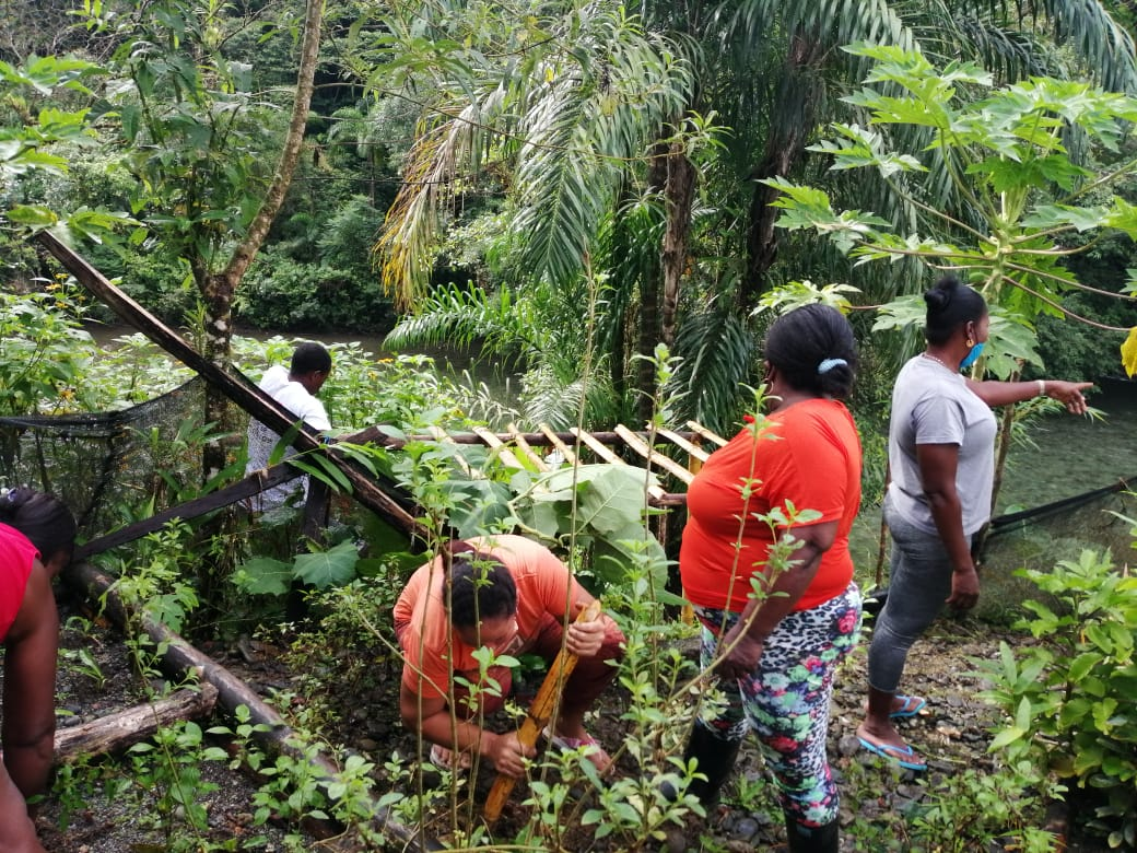 Consejo Comunitario Agua Clara en Buenaventura le apuesta al manejo integral de residuos sólidos - PNN-FARALLONES-CALI-5