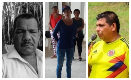 Pronunciamiento frente a emergencia humanitaria: Rechazamos los actos de barbarie en el sur de Bolívar - collage_2