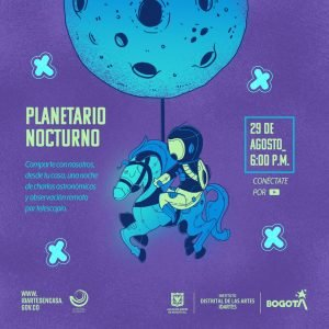 El Planetario Nocturno será virtual - unnamed-2-1-300x300