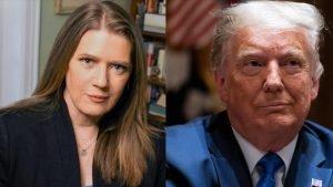 Mary Trump, sobrina del presidente de EE.UU., Donald Trump.
