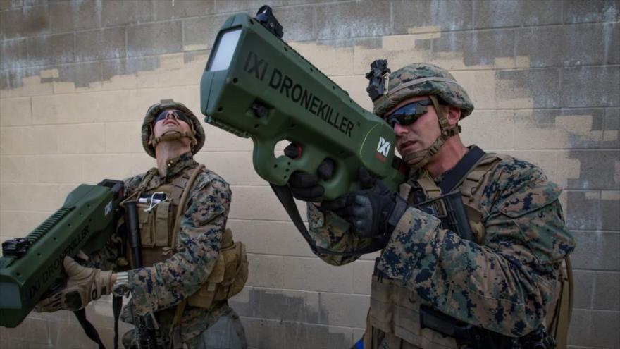 Trump: Pentágono libra guerras para favorecer a fabricantes de armas - 07385273_xl