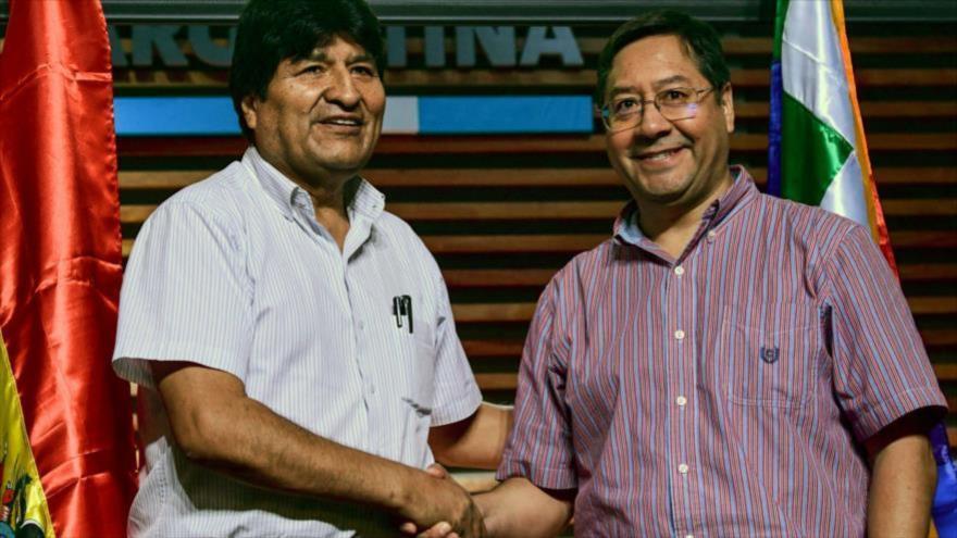 Sondeo: MAS lidera intención de voto para elecciones de Bolivia - 1237336_xl