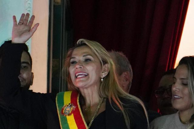 Evo Morales afirma que la renuncia de Áñez fue por orden de EEUU - 5dcb835554f5d.r_1573682855573.0-0-3000-1489
