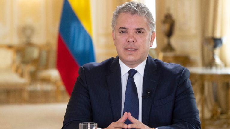 Al presidente Duque no lo quieren las dos terceras partes de los colombianos - Presidente-Ivan-Duque