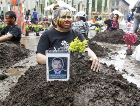 JEP establece medidas para proteger cuerpos de desaparecidos - cementerio_2