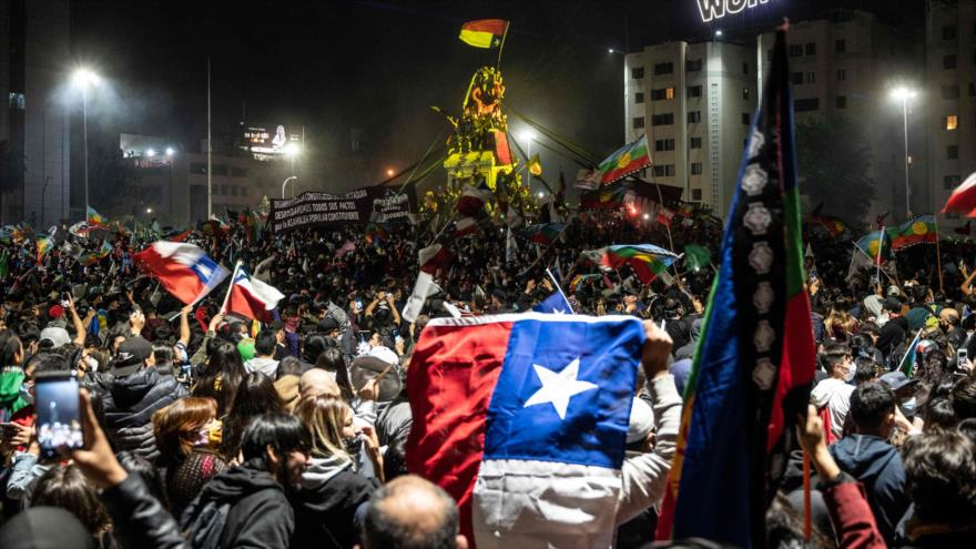 Chile: Triunfo Histórico Para Un Cambio de Raíz - 05304148_xl