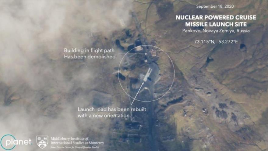 Fotos satelitales sugieren inminente ensayo de misiles nucleares rusos - 08595666_xl