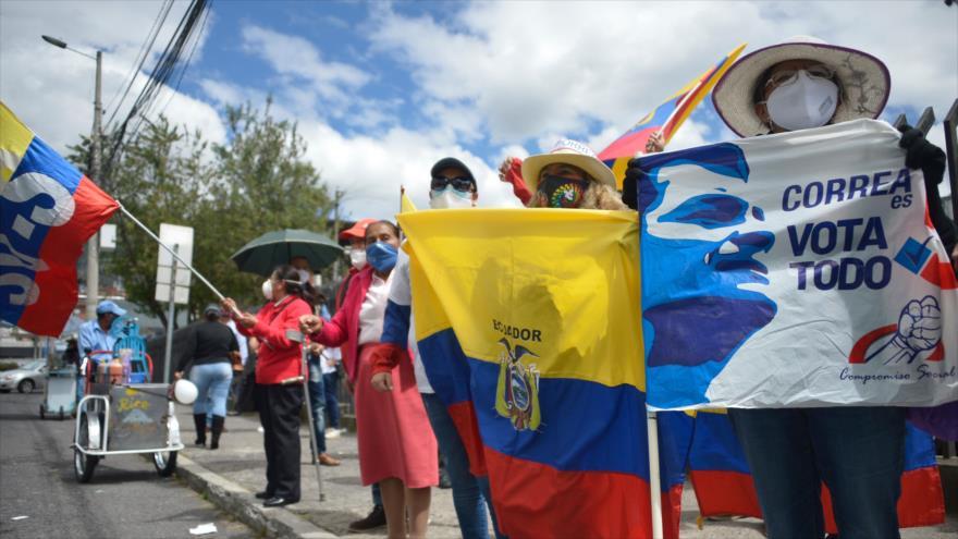 Movimiento de Correa espera victoria igual a la del MAS en Bolivia - 09003438_xl