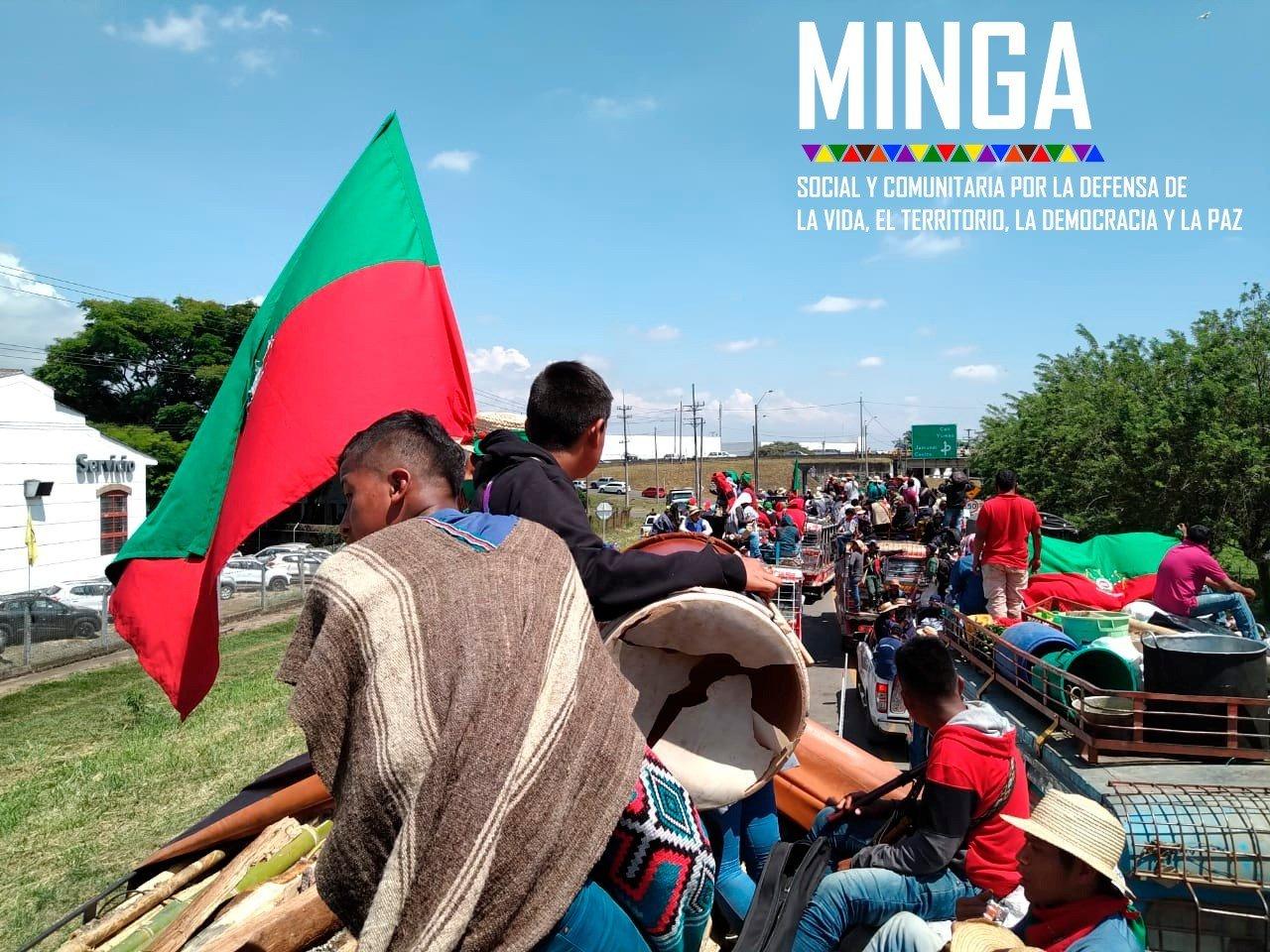 PROTEJAMOS ENTRE TODOS LA MINGA - Aby-Ayala