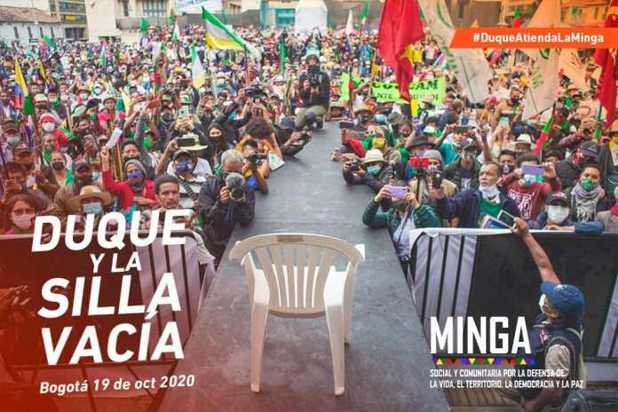Sentencia en contra del Presidente de la República de Colombia IVAN DUQUE MARQUEZ, por el incumplimiento a las garantías de protección en la defensa de la vida, la paz, el territorio y la democracia - Lasillavacia