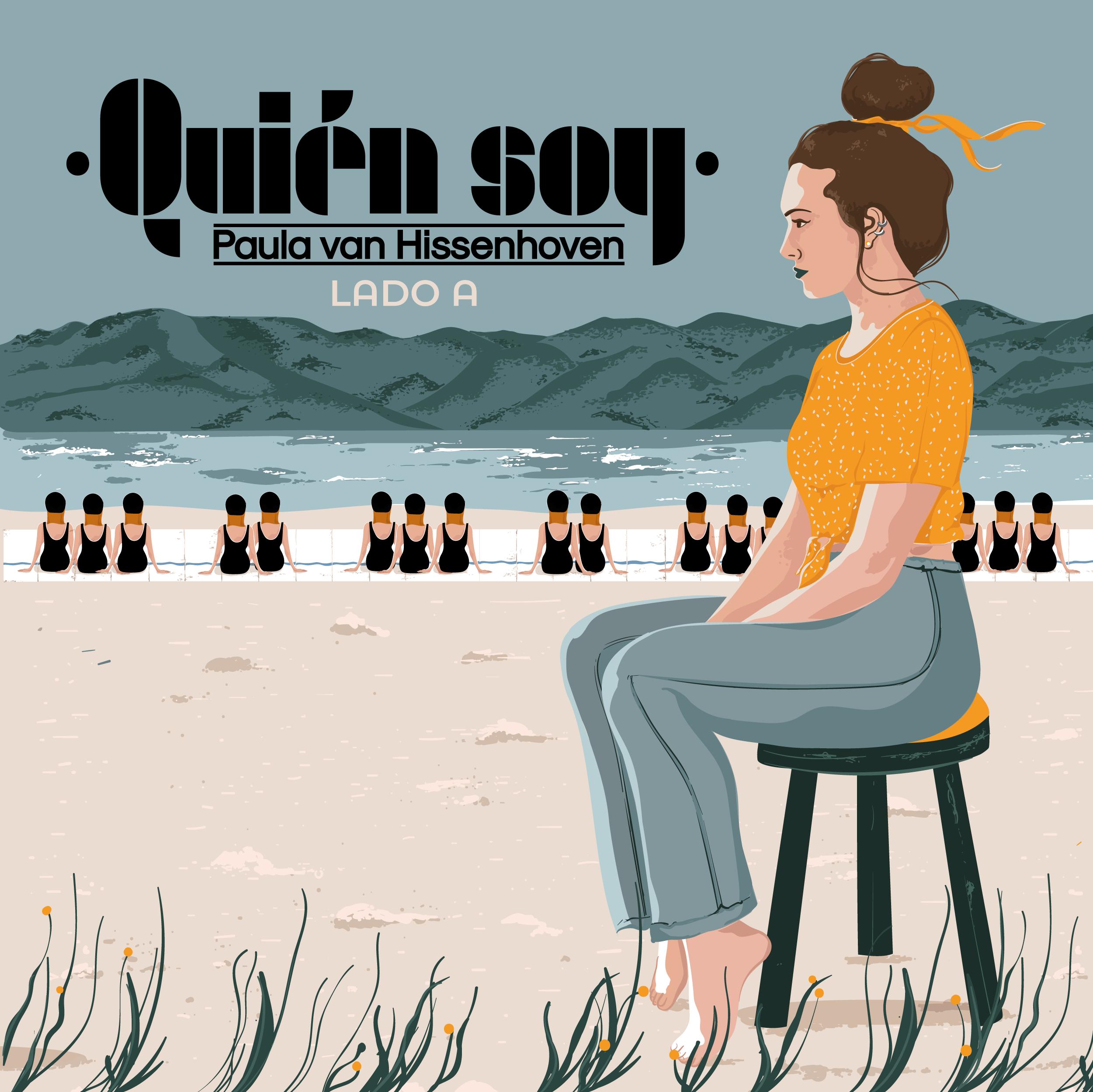 Paula van Hissenhoven, pianista de Aterciopelados, presenta su álbum debut Quién soy (lado A) - PVH_QuienSoy_lado_a_portada-01