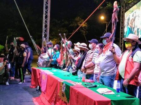Avanza la movilización indígena, campesina y social Minga pide debate con Duque - minguero_2