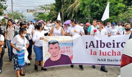 Plataformas y defensores de DDHH apoyan peregrinación de excombatientes de FARC - peregrinos_3
