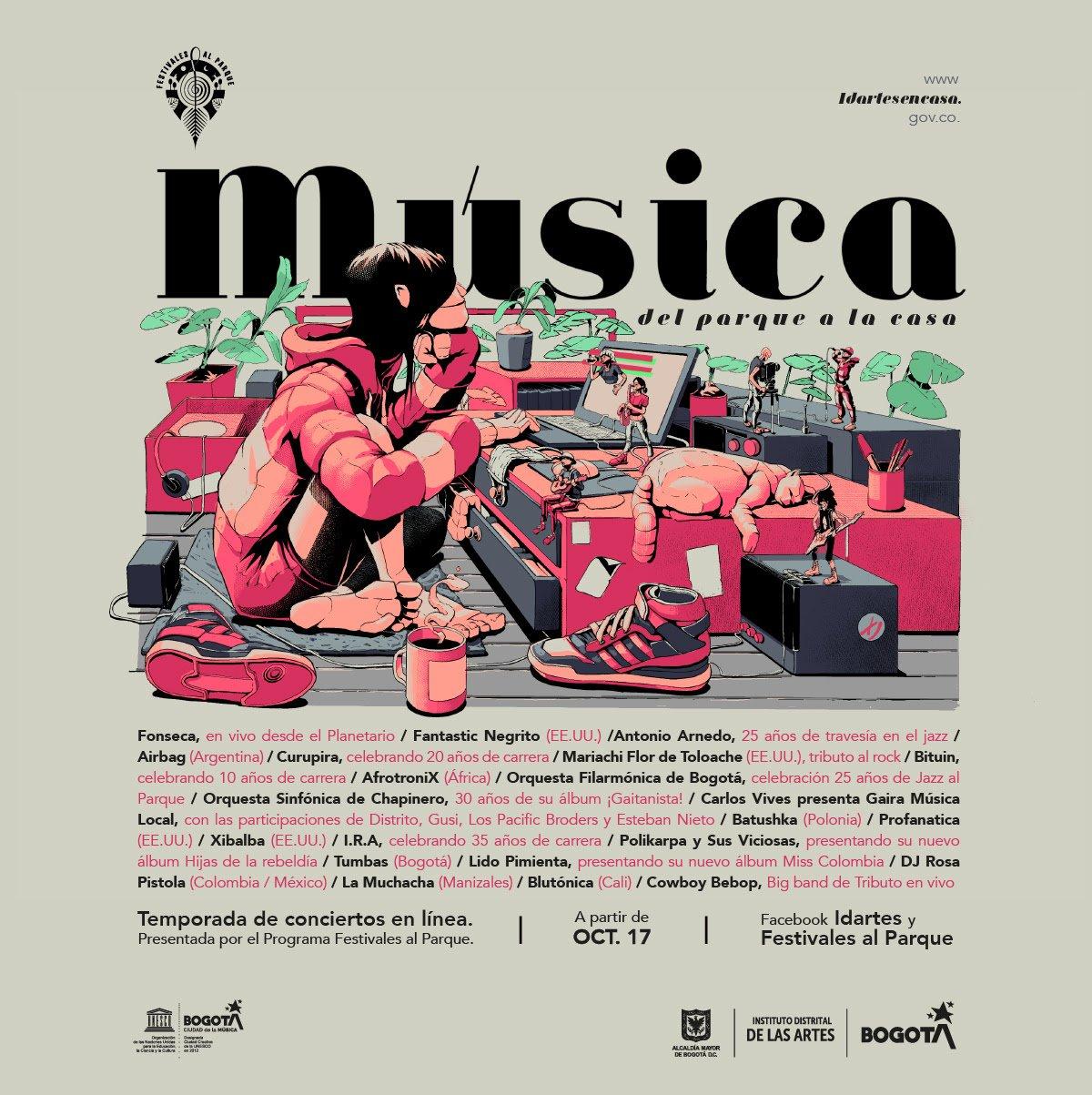 Llega Música del Parque a la Casa con 21 conciertos en línea - unnamed-8