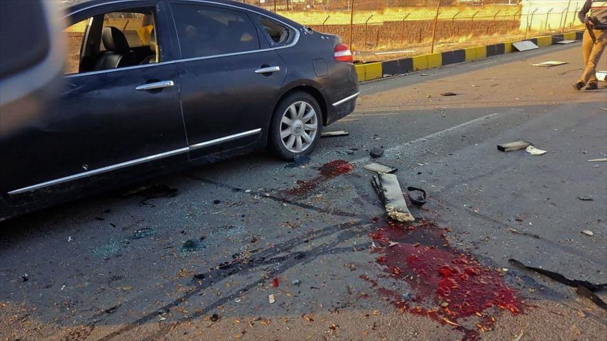 Informe: Armas usadas en el asesinato de Fajrizade eran israelíes - 08533583_xl