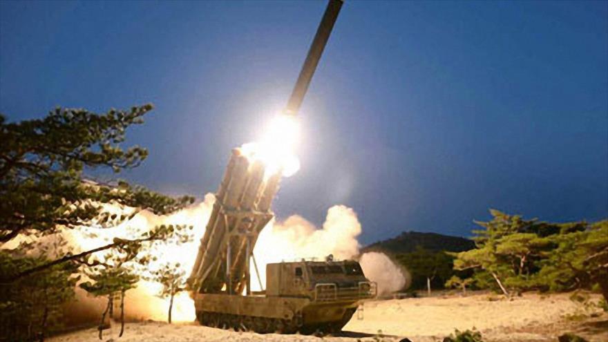 CIA alerta que misiles norcoreanos podrían alcanzar Estados Unidos - 18443144_xl
