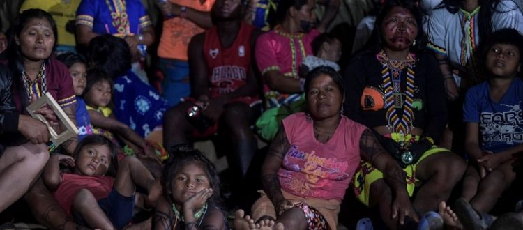ELN ordena toque de queda en comunidades Embera - Emberas-Alto-Guayabal-750x330-2