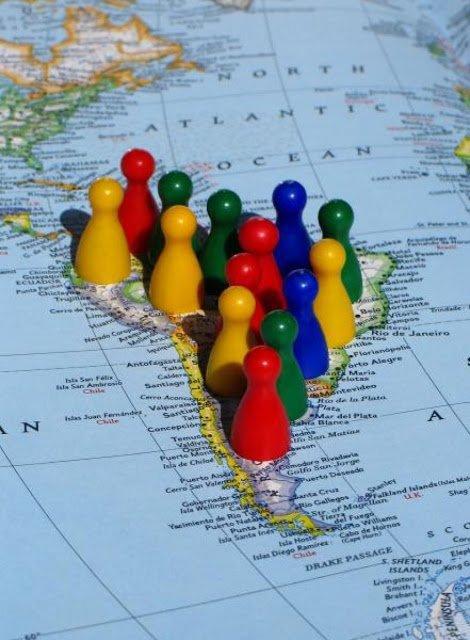 América Latina en la geopolítica mundial - GEOPOLITICA-DE-AMERICA-LATINA.-Carlos.docx-IMAGEN