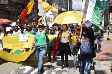 El sindicato agrario FENSUAGRO denuncia graves amenazas - fensuagro_hoy